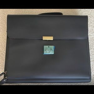 LEATHARIO men briefcase leather laptop bag
